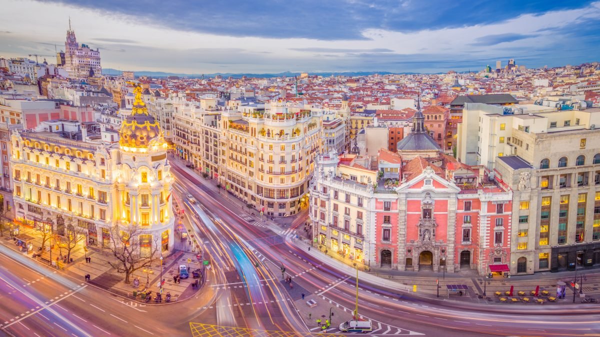 Location: best places to live in Spain