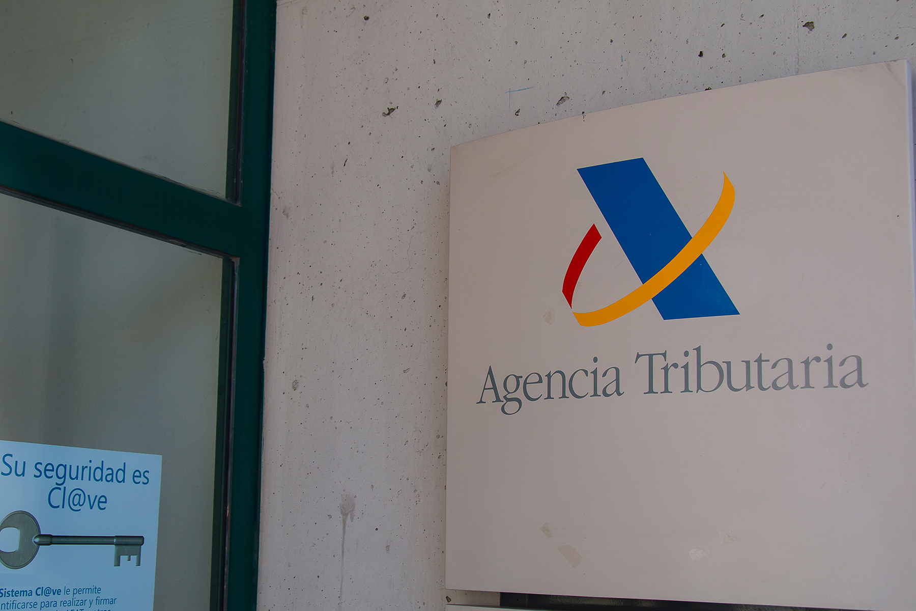 Agencia Tributaria office in Madrid