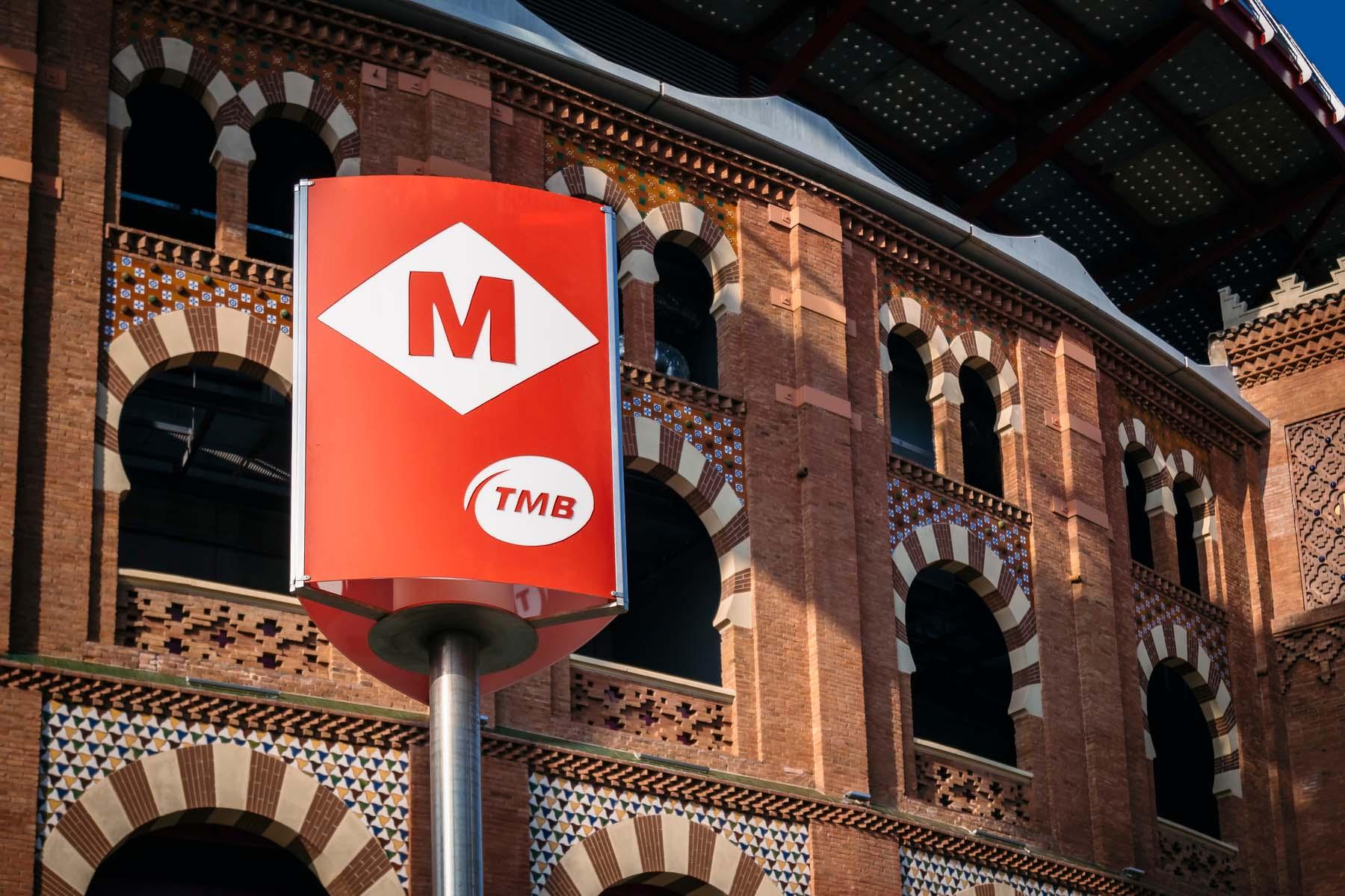 metro in Spain