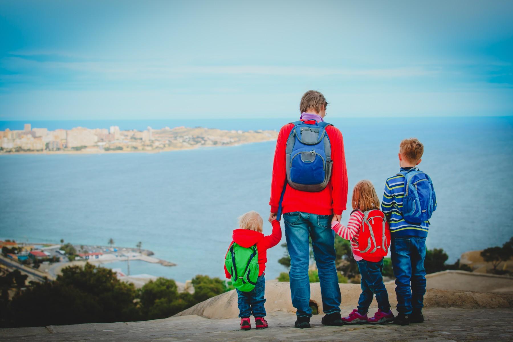 expat family in Alicante Spain