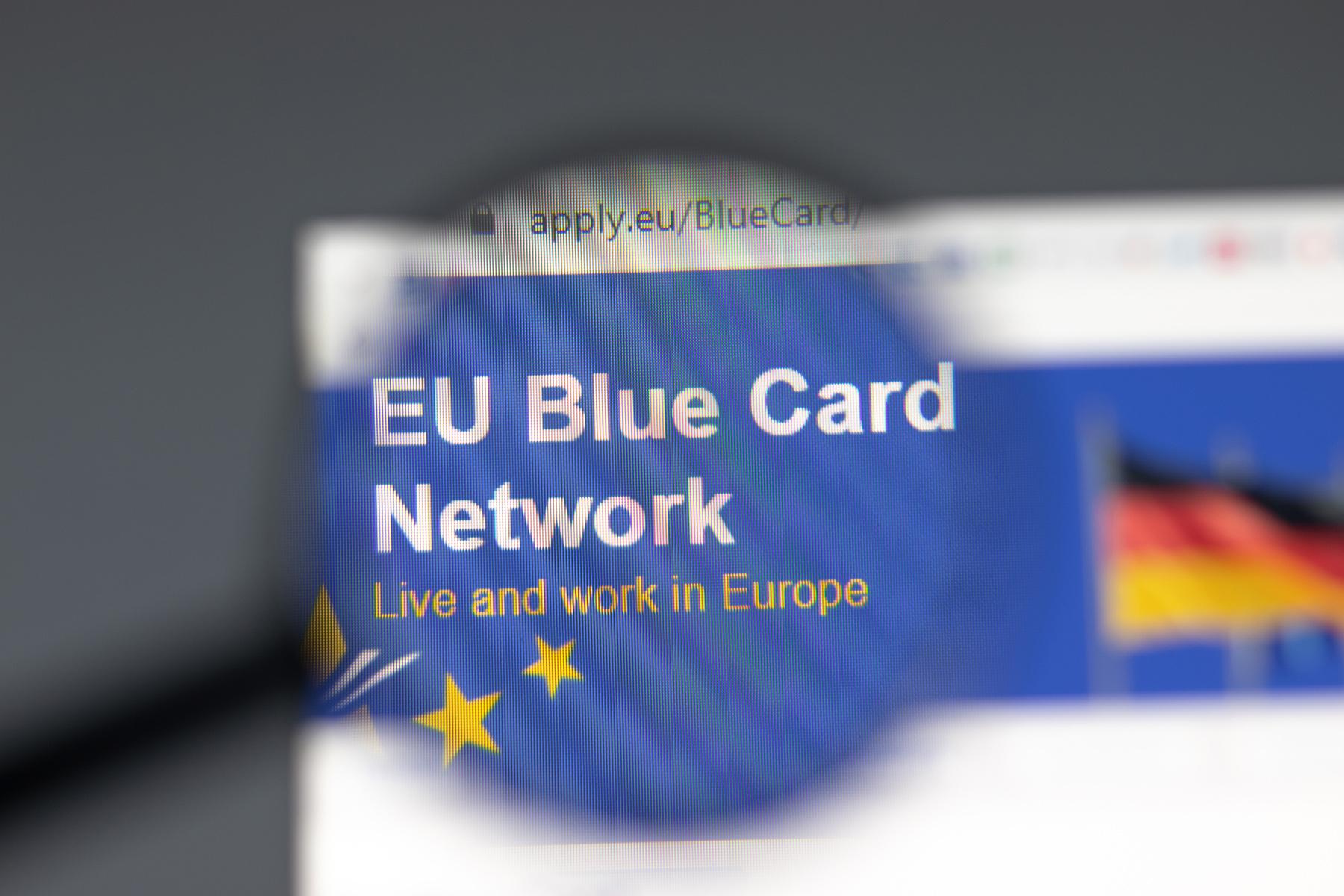 EU Blue Card Network