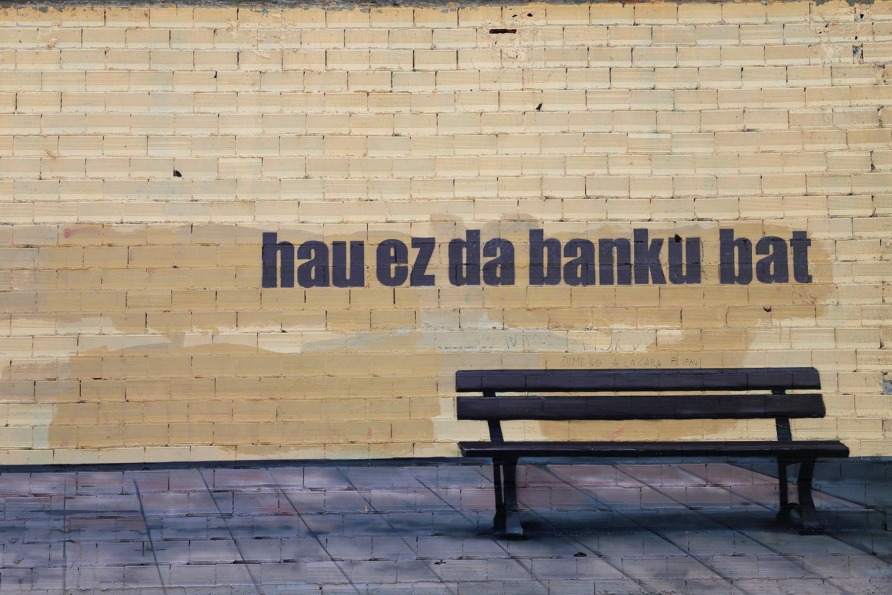 Spanish language: Basque