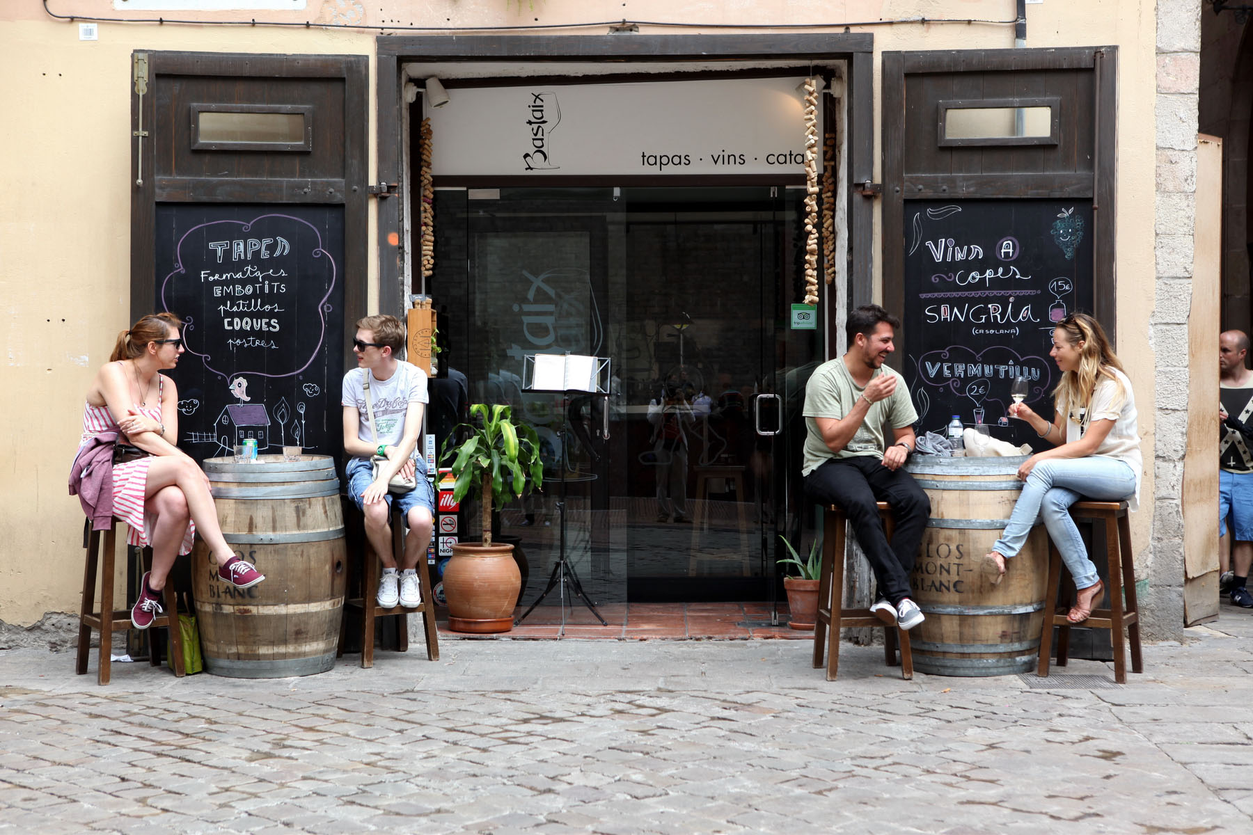 Spanish drinks: where to drink