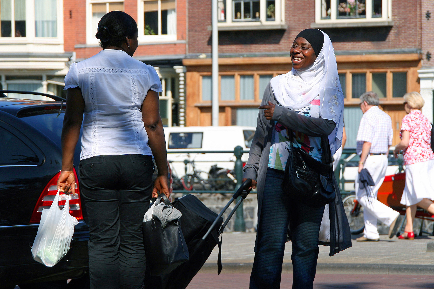 Immigrants in the Netherlands