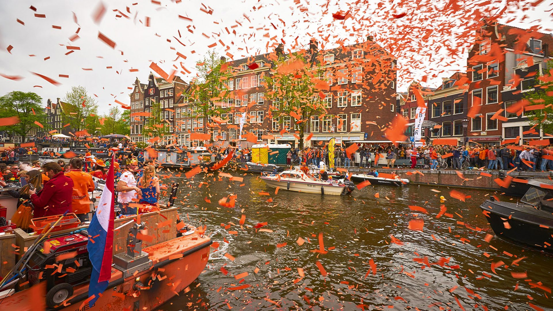King's Day in the Netherlands: a guide to Koningsdag | Expatica