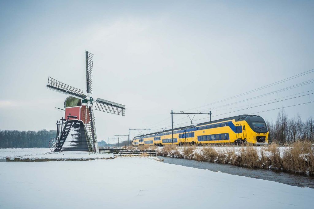Public transport in the Netherlands