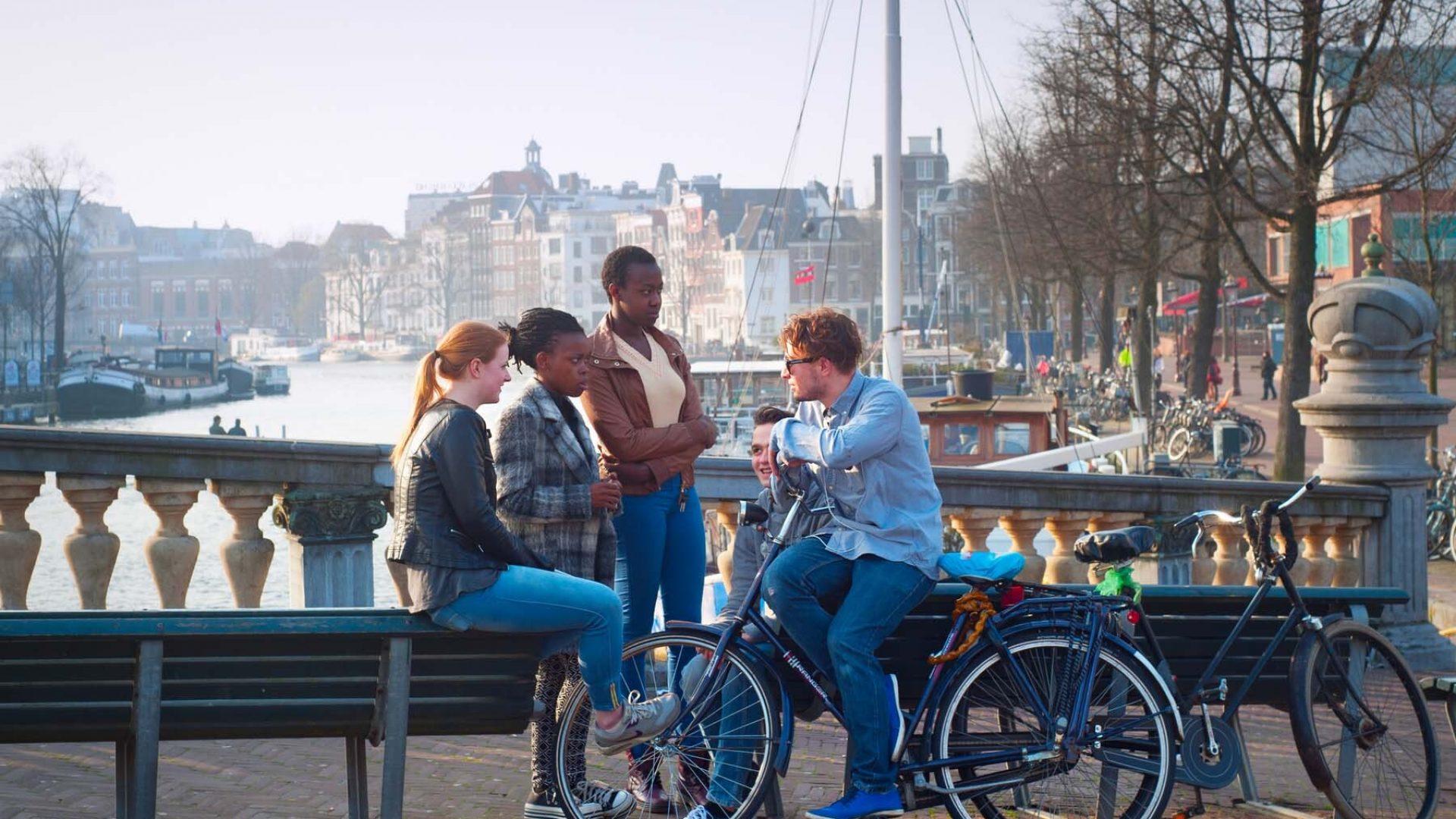 student healthcare amsterdam