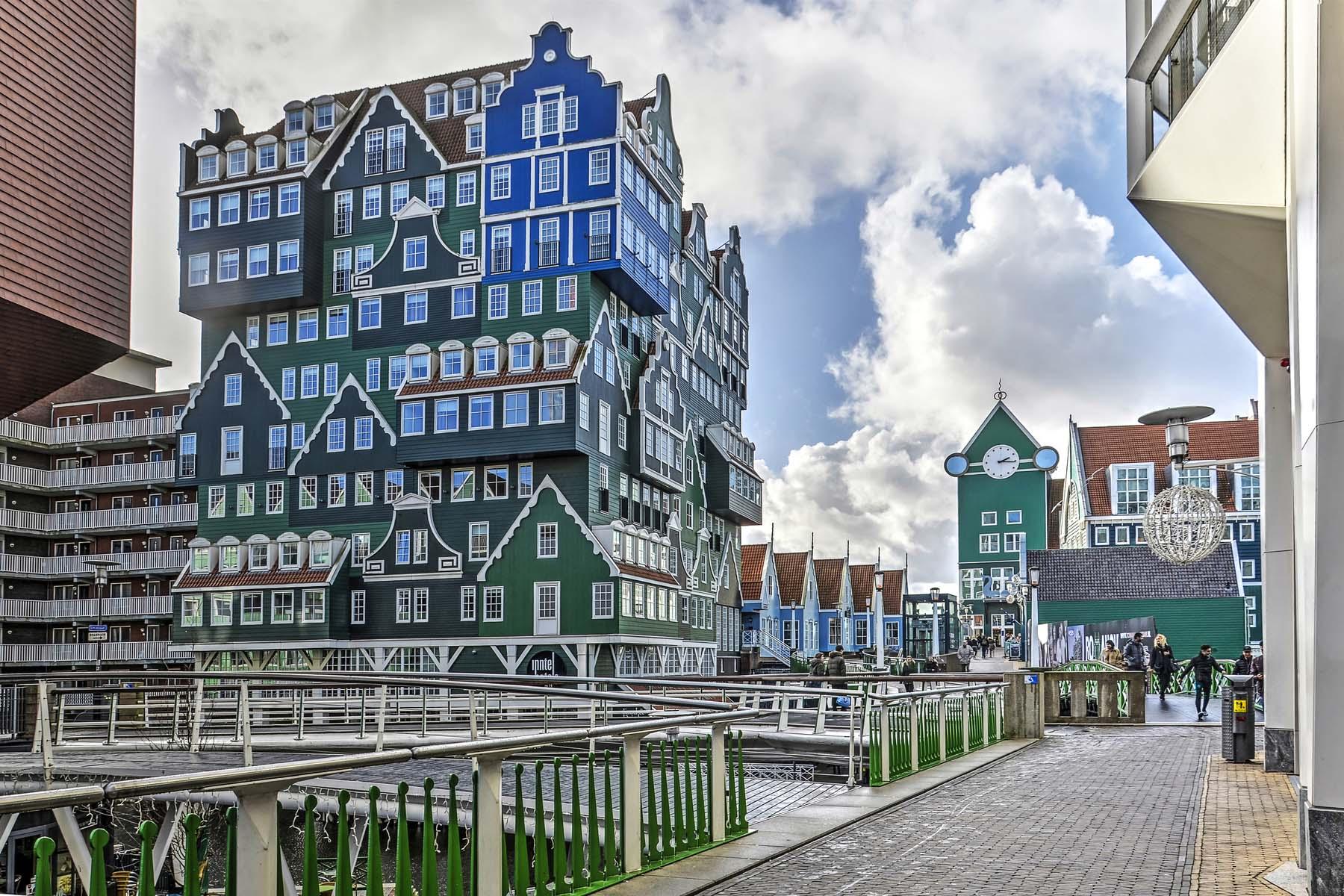 Cities close to Amsterdam: Zaandam