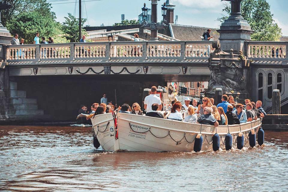 Friendship Cruise Amsterdam