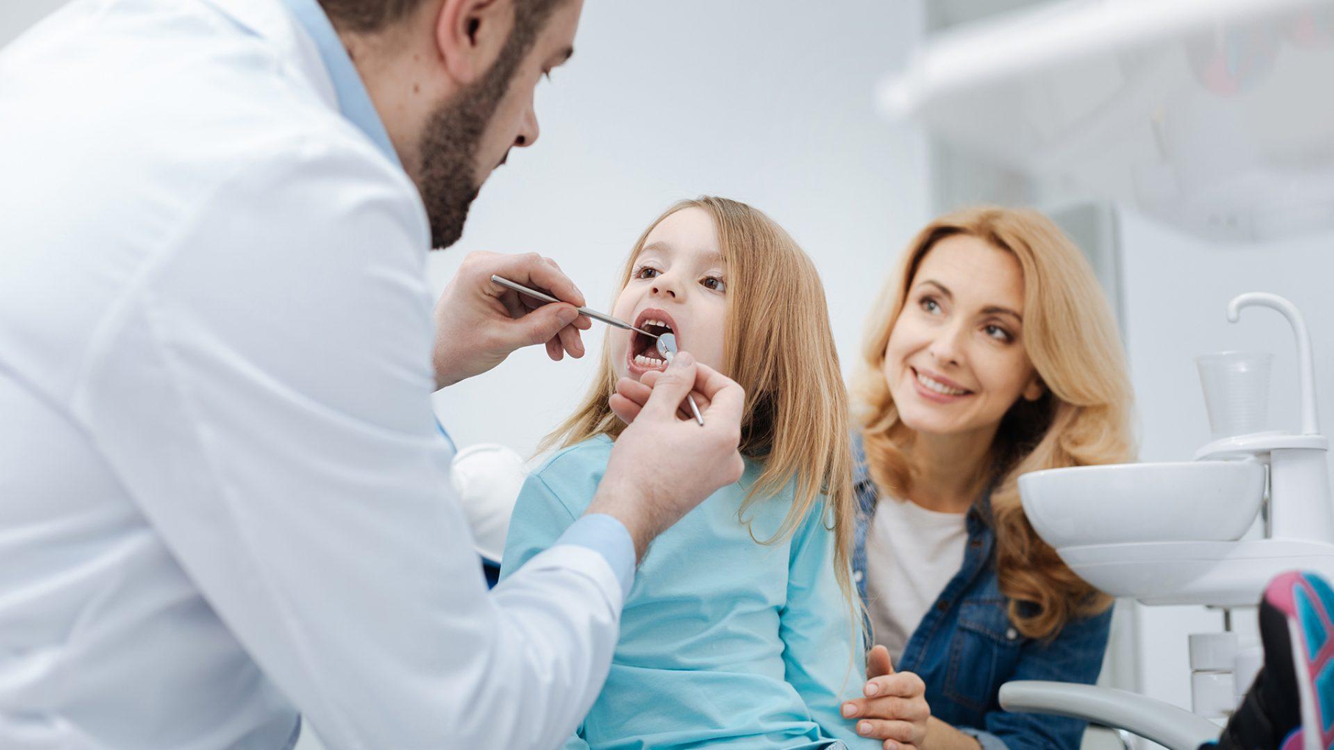 Dental care children Netherlands