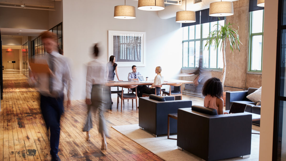 Office space and business premises in the Netherlands