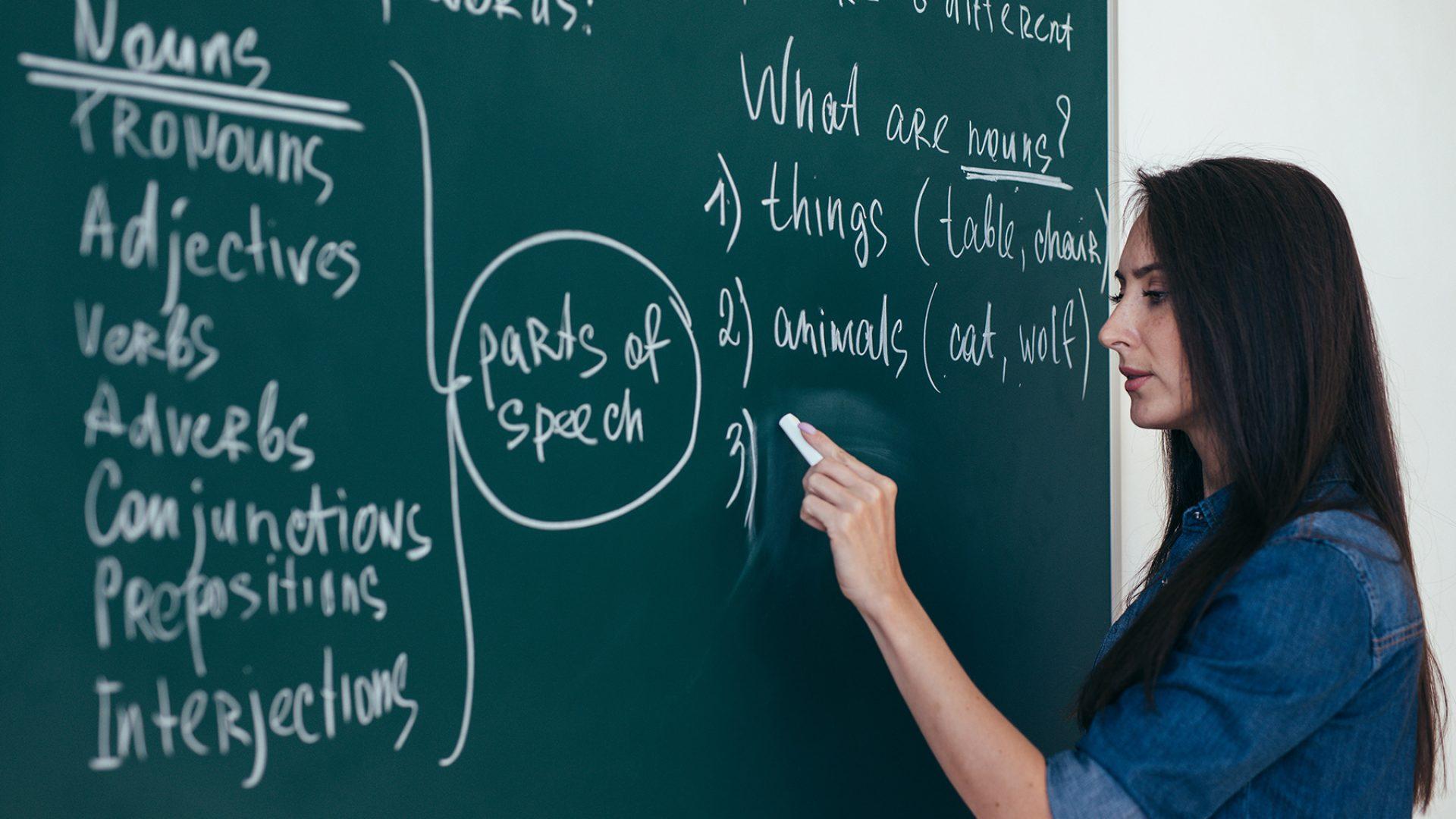 English courses Netherlands