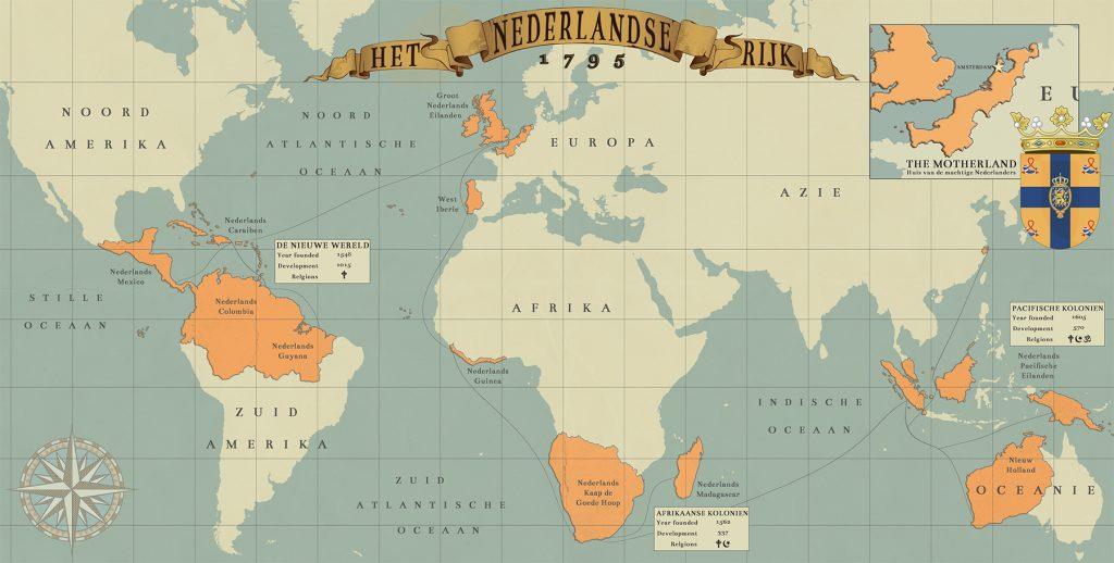 dutch language empire