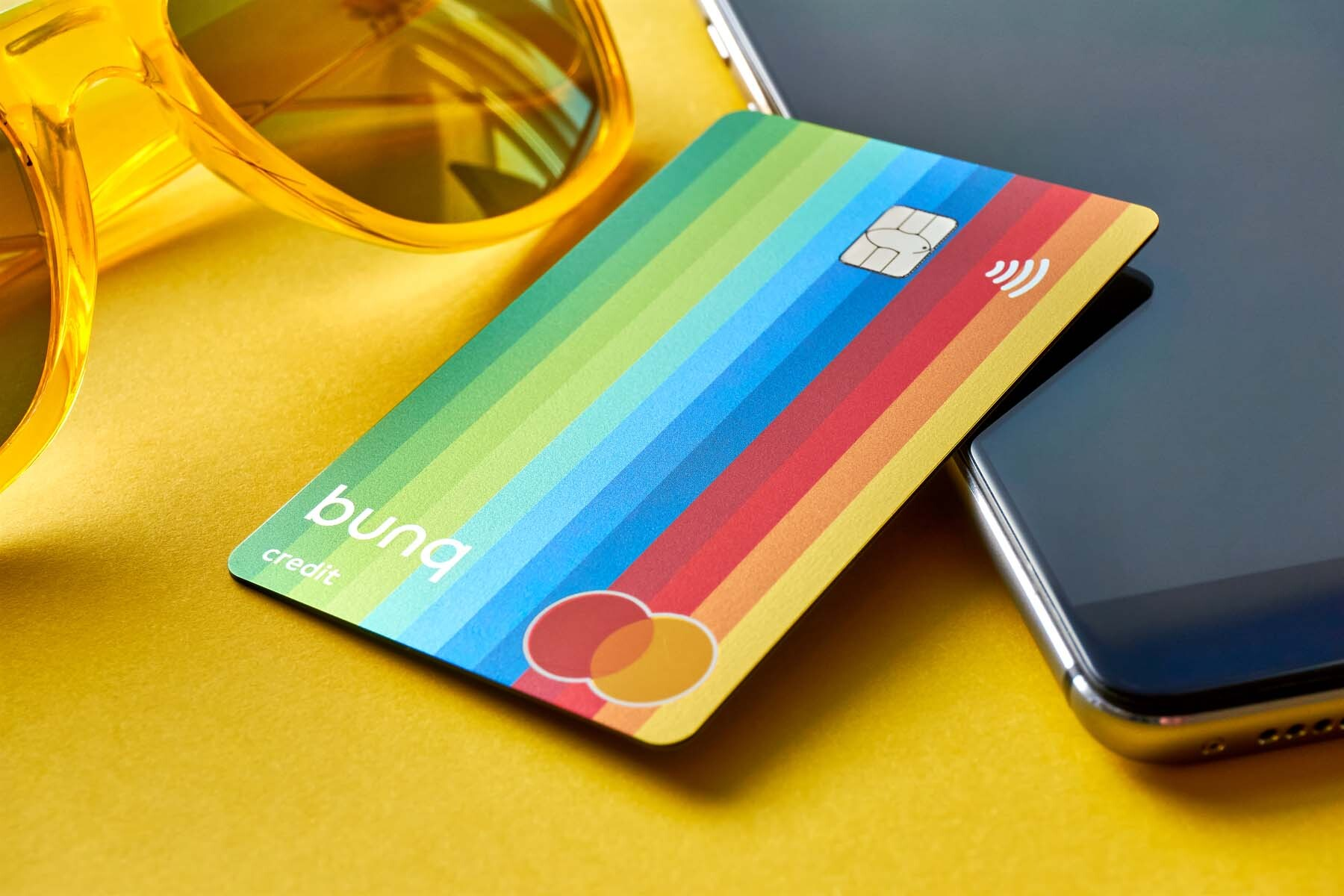 mobile bank bunq