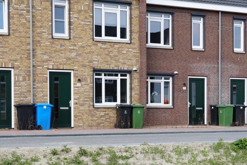 garbage collection netherlands