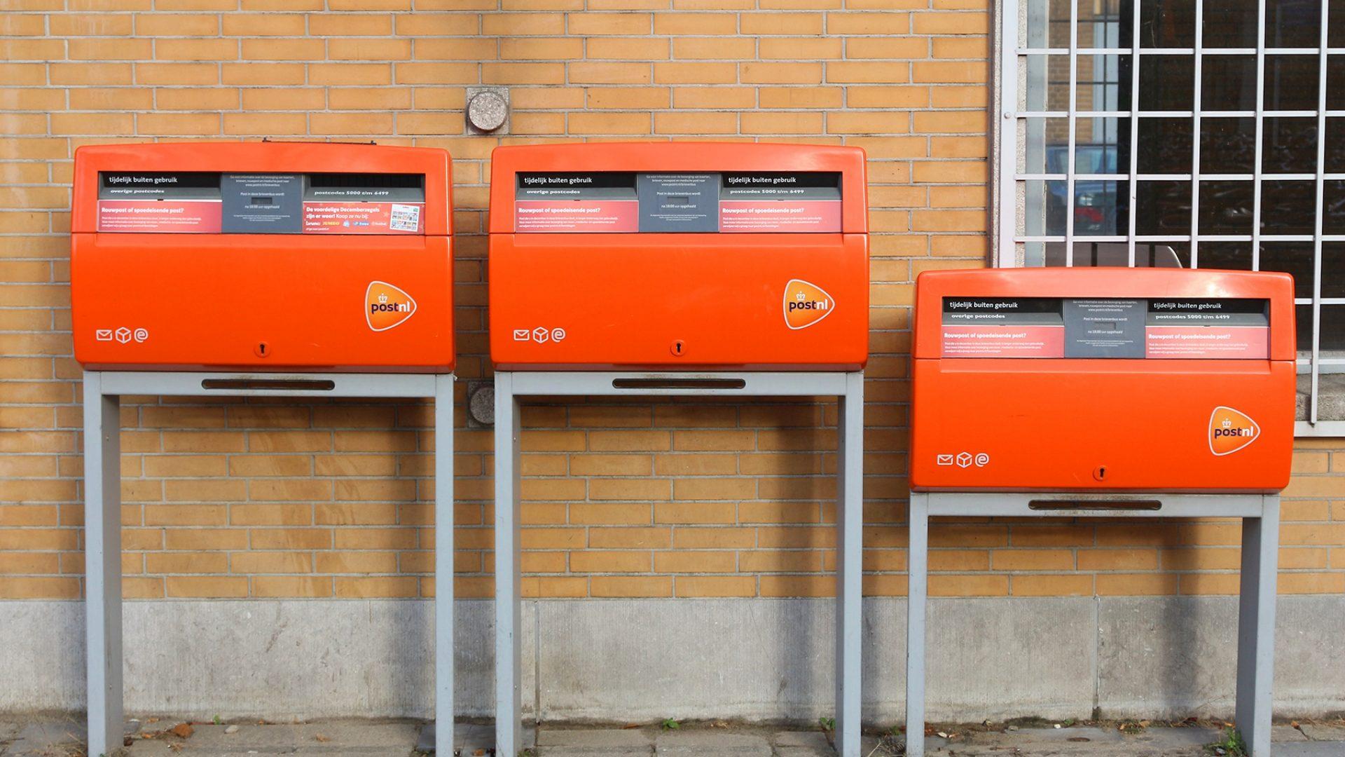 Netherlands post