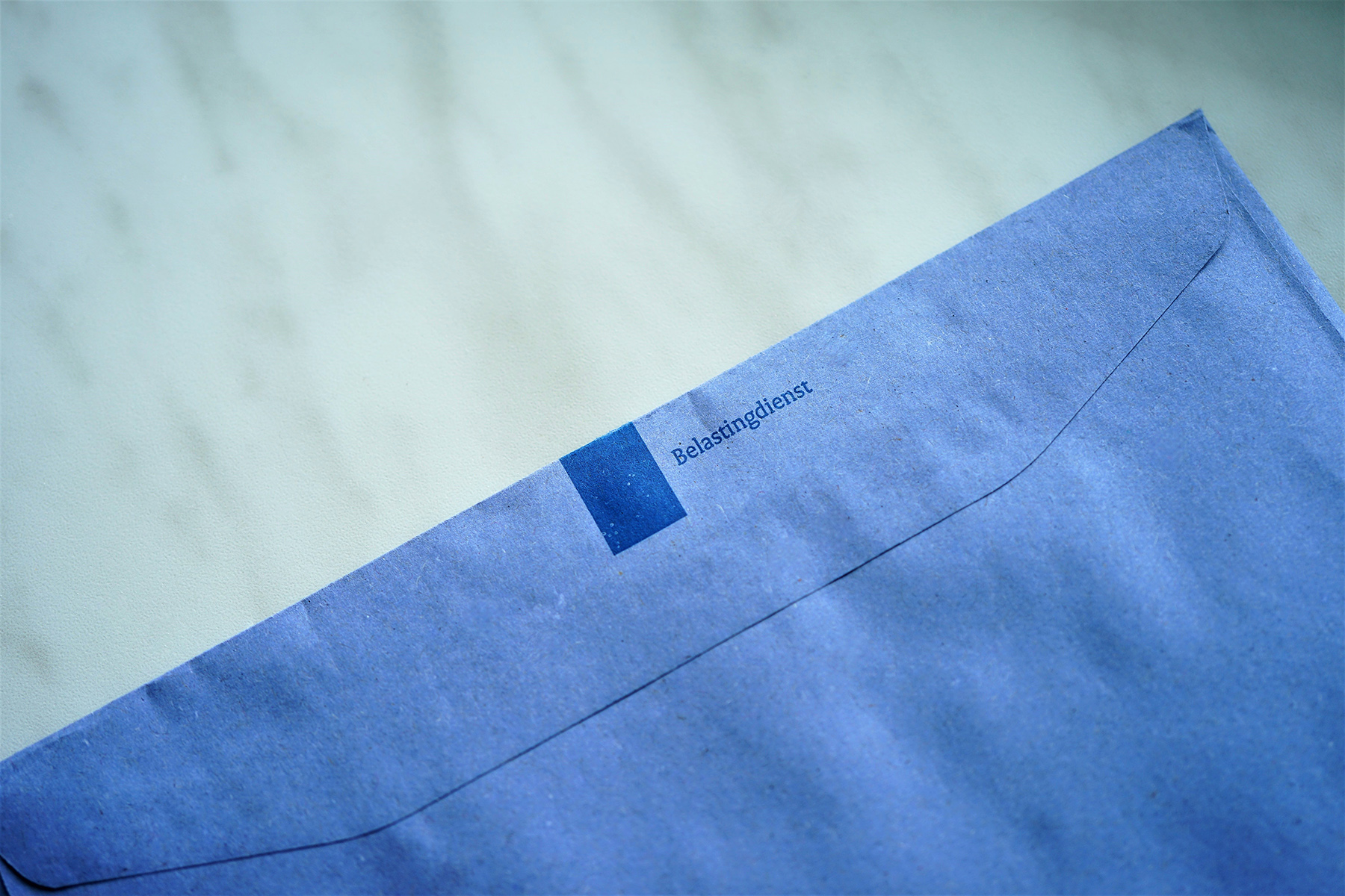 Belastingdienst envelope