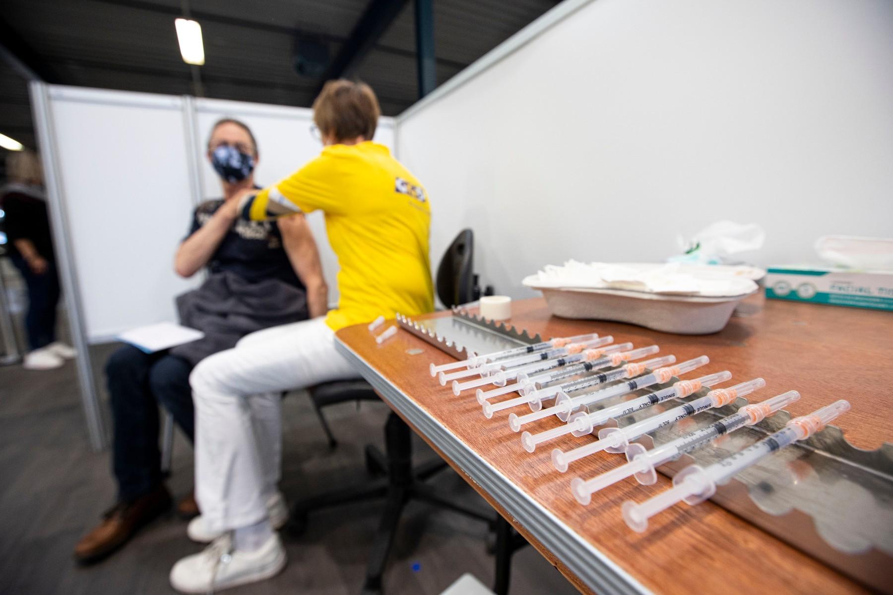 coronavirus vaccine in the Netherlands