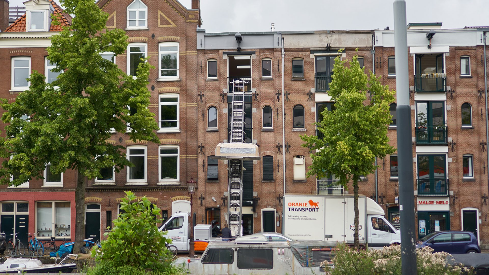 Relocation Netherlands