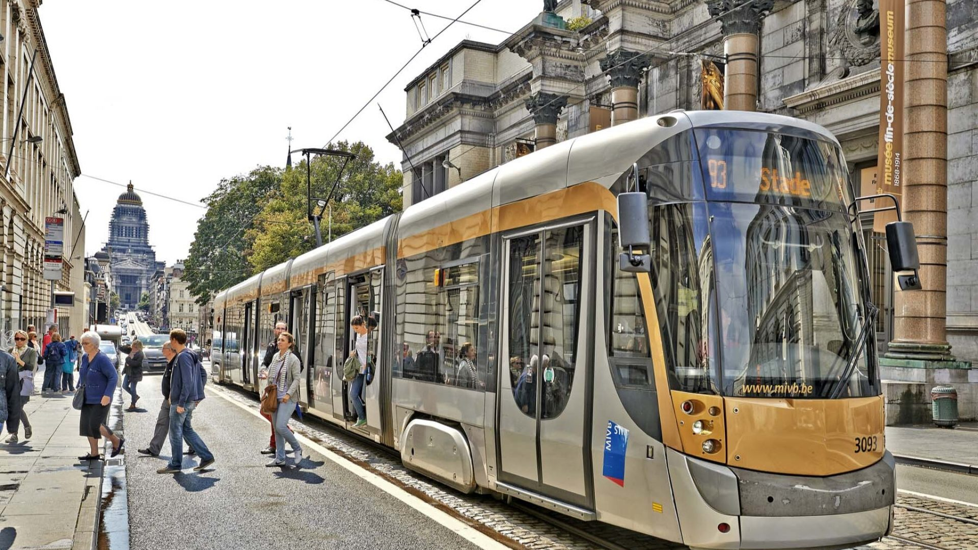 Public transportation in Belgium: trains, trams, metro & more | Expatica