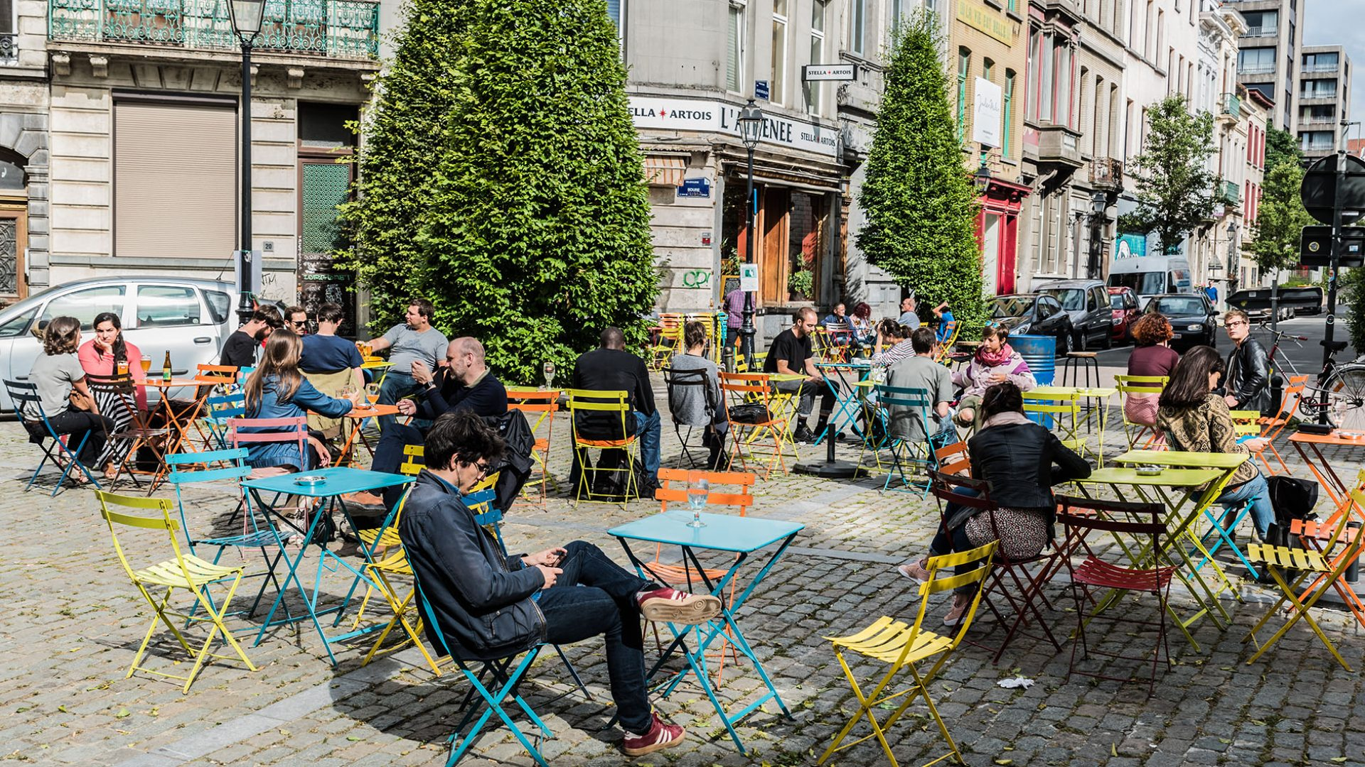 Brussels neighborhoods