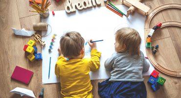 Childcare in Belgium