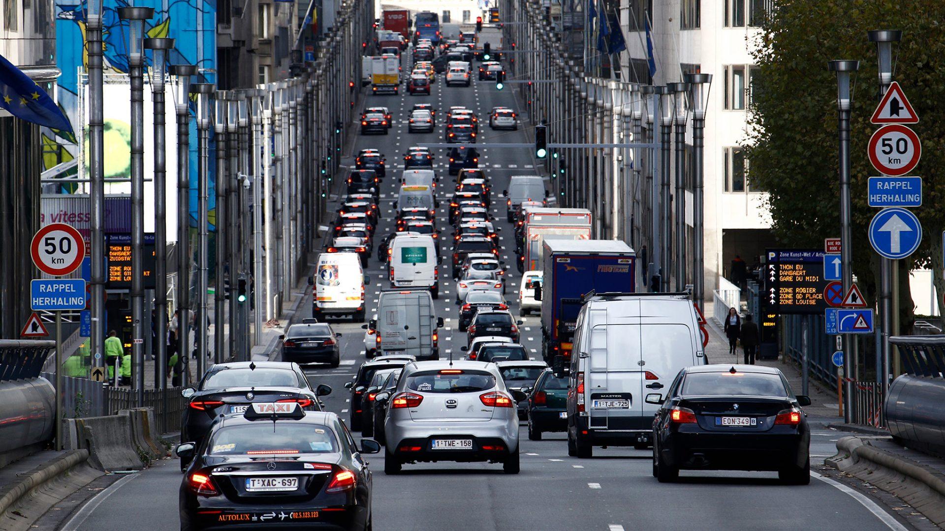 Driving in Belgium