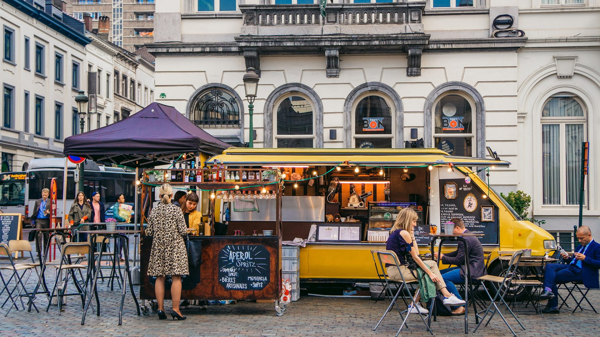 Starting a business in Belgium