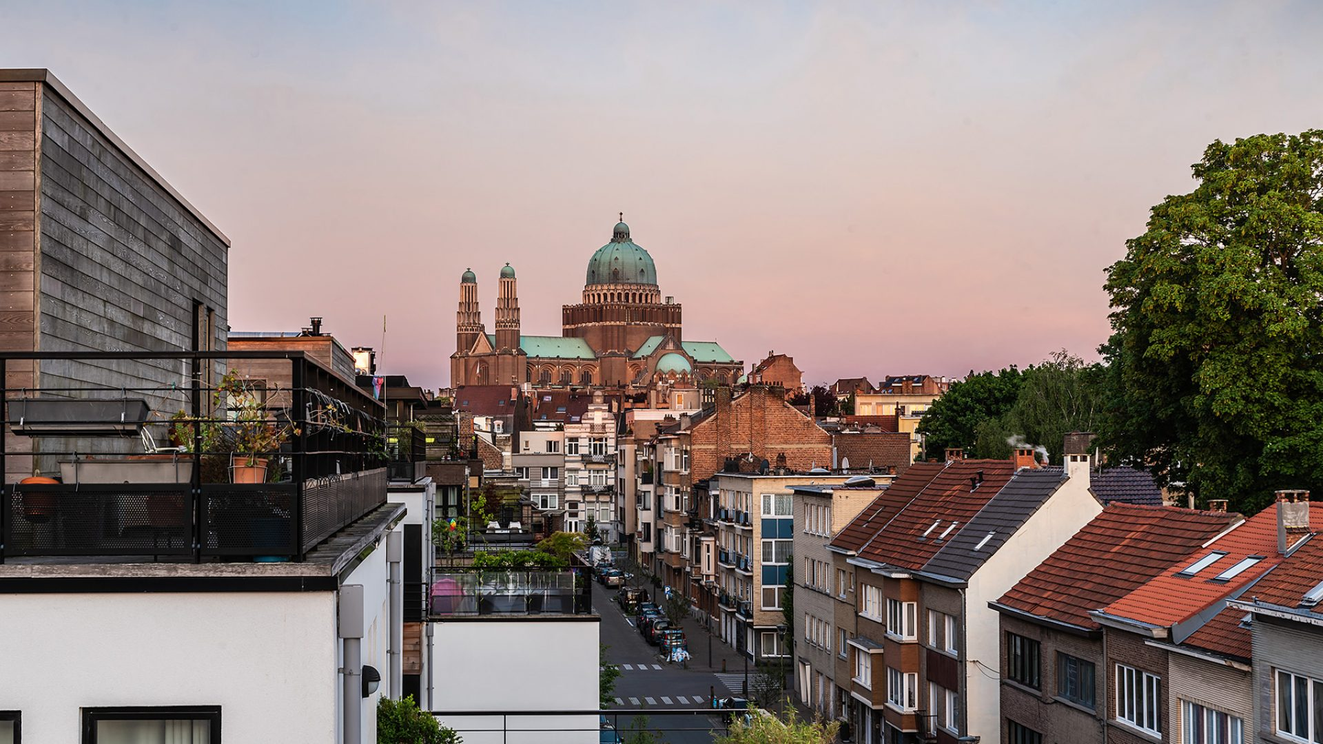 Rent Brussels
