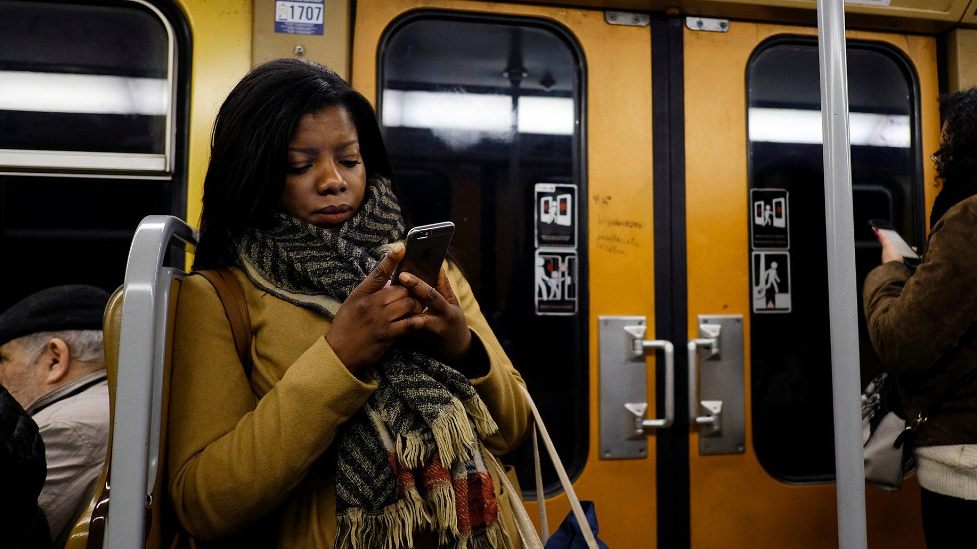 Mobile banking Belgium
