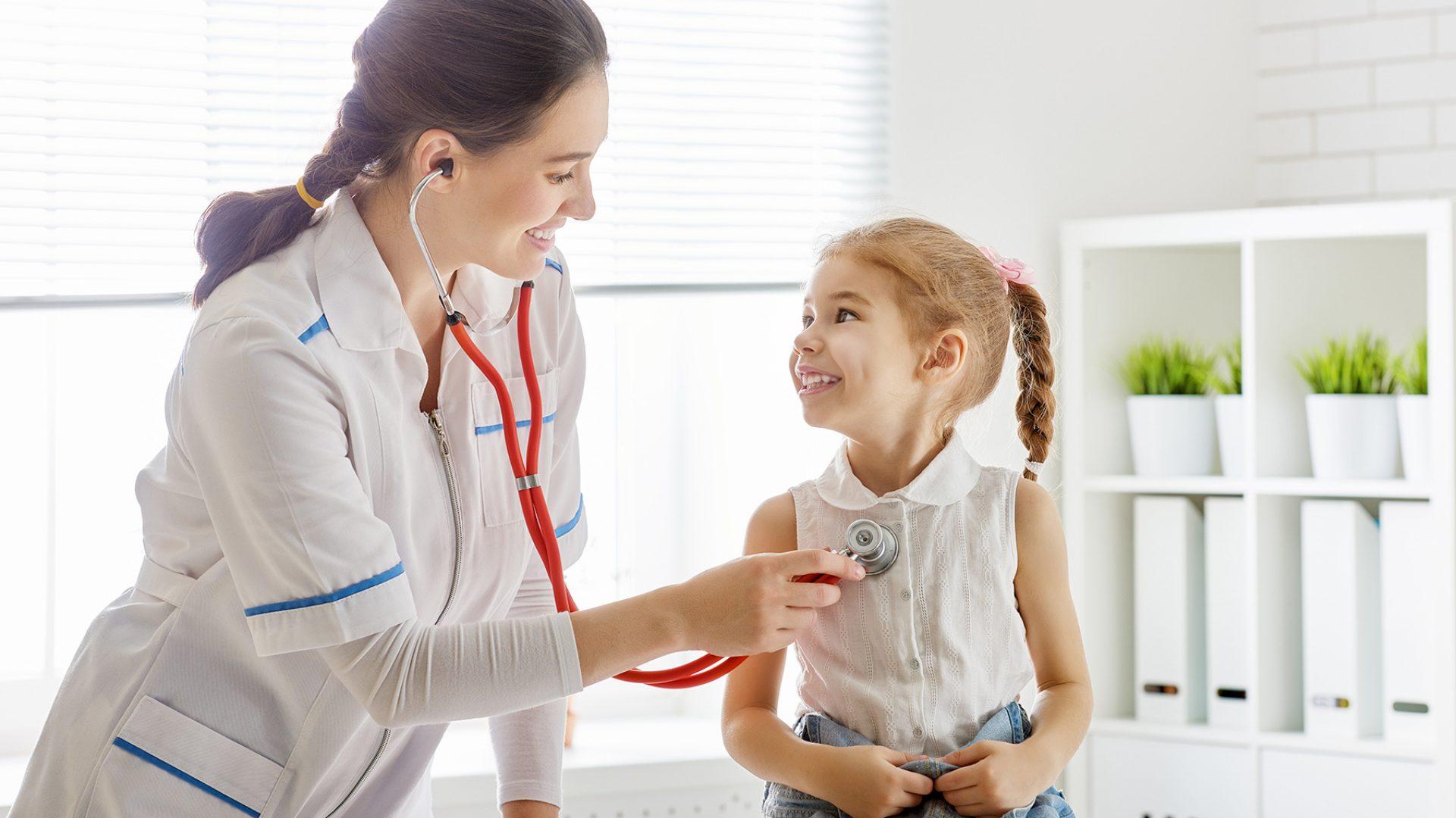 Children healthcare Belgium
