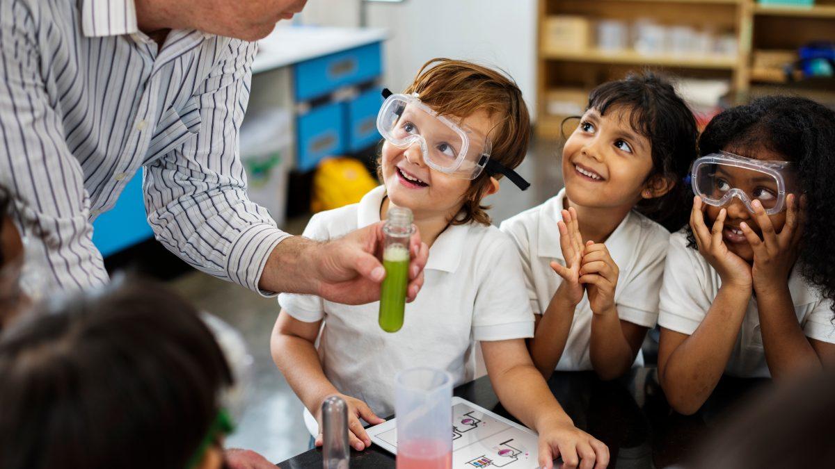 STEM Education in Belgium