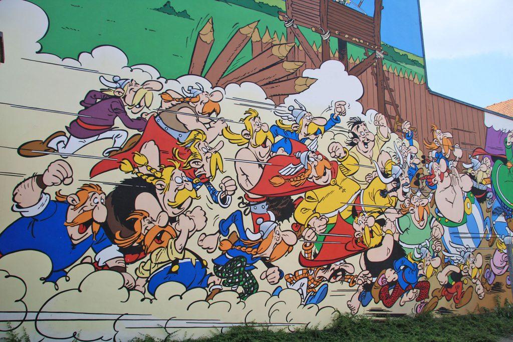 Belgian comics, Asterix and Obelix