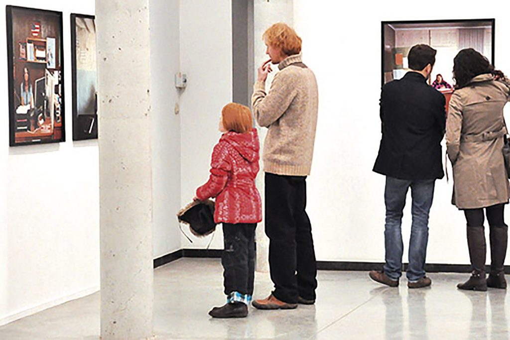 Museum of Photography in Charleroi