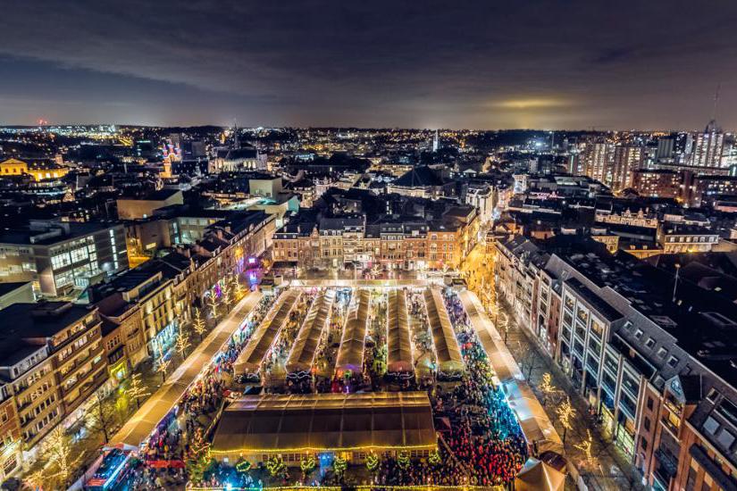 Winter Season Leuven