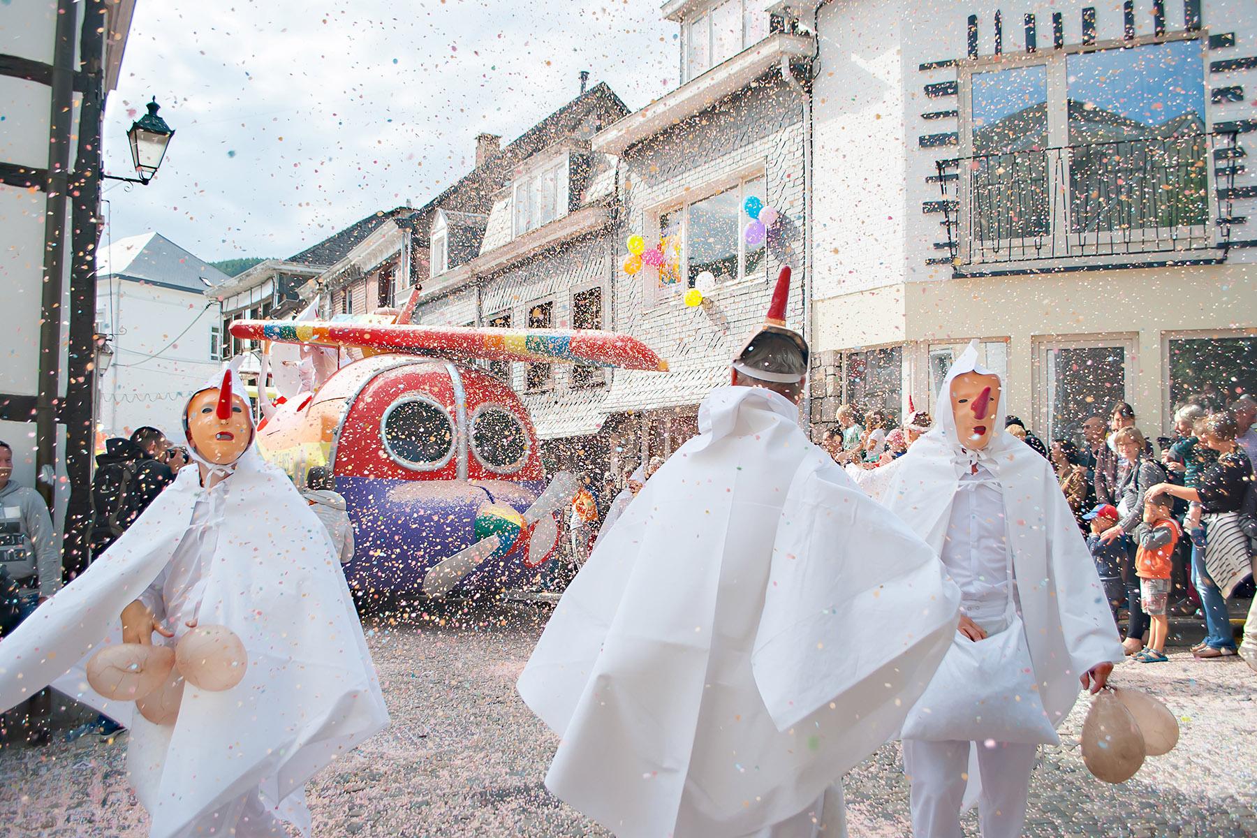 Stavelot Carnival