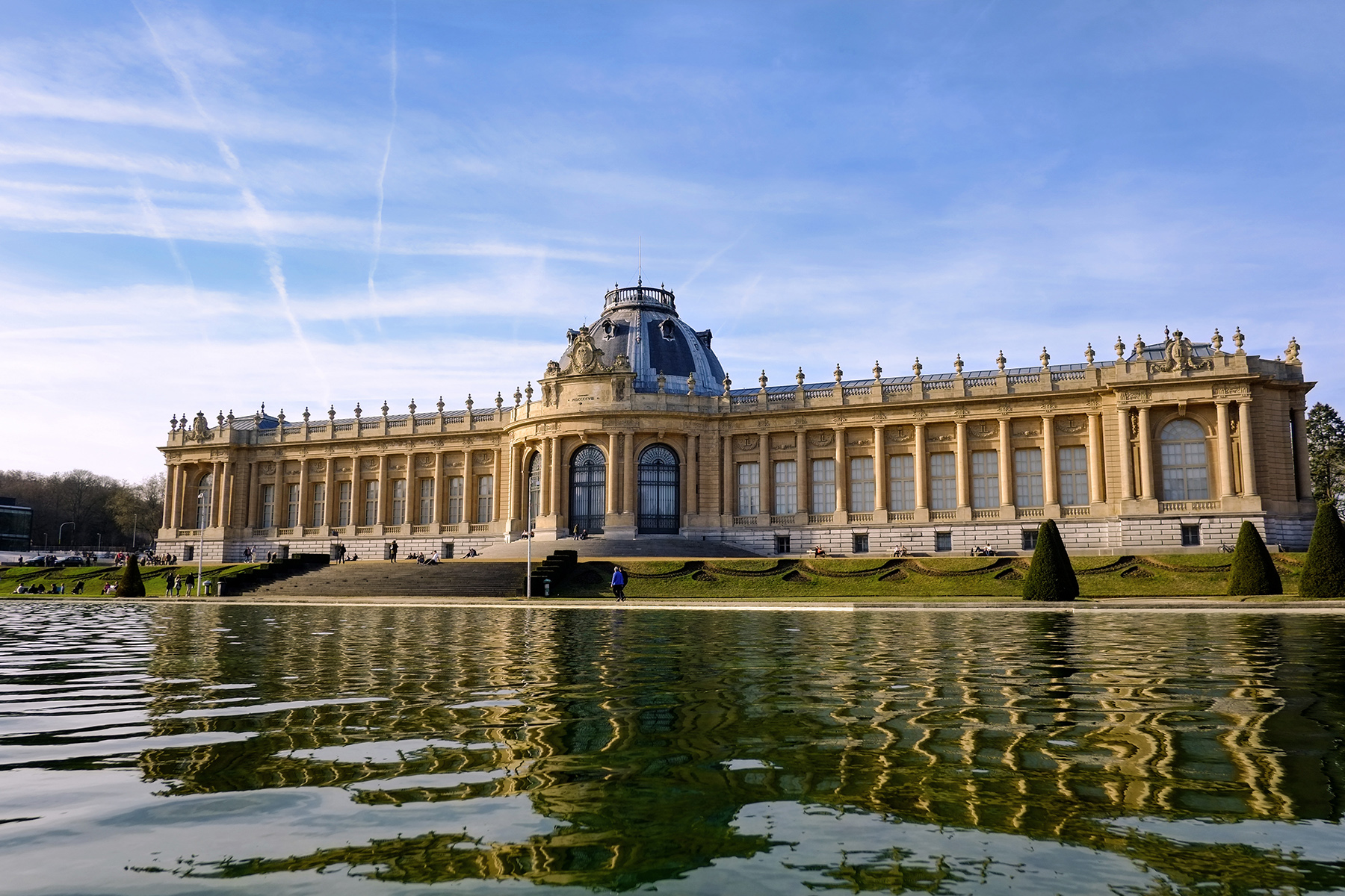 The Royal Museum for Central Africa in Tervuren