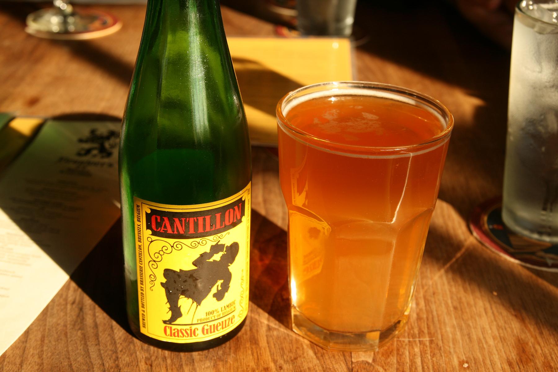 Cantillon Gueuze (Photo: Bernt Rostad / Flickr)