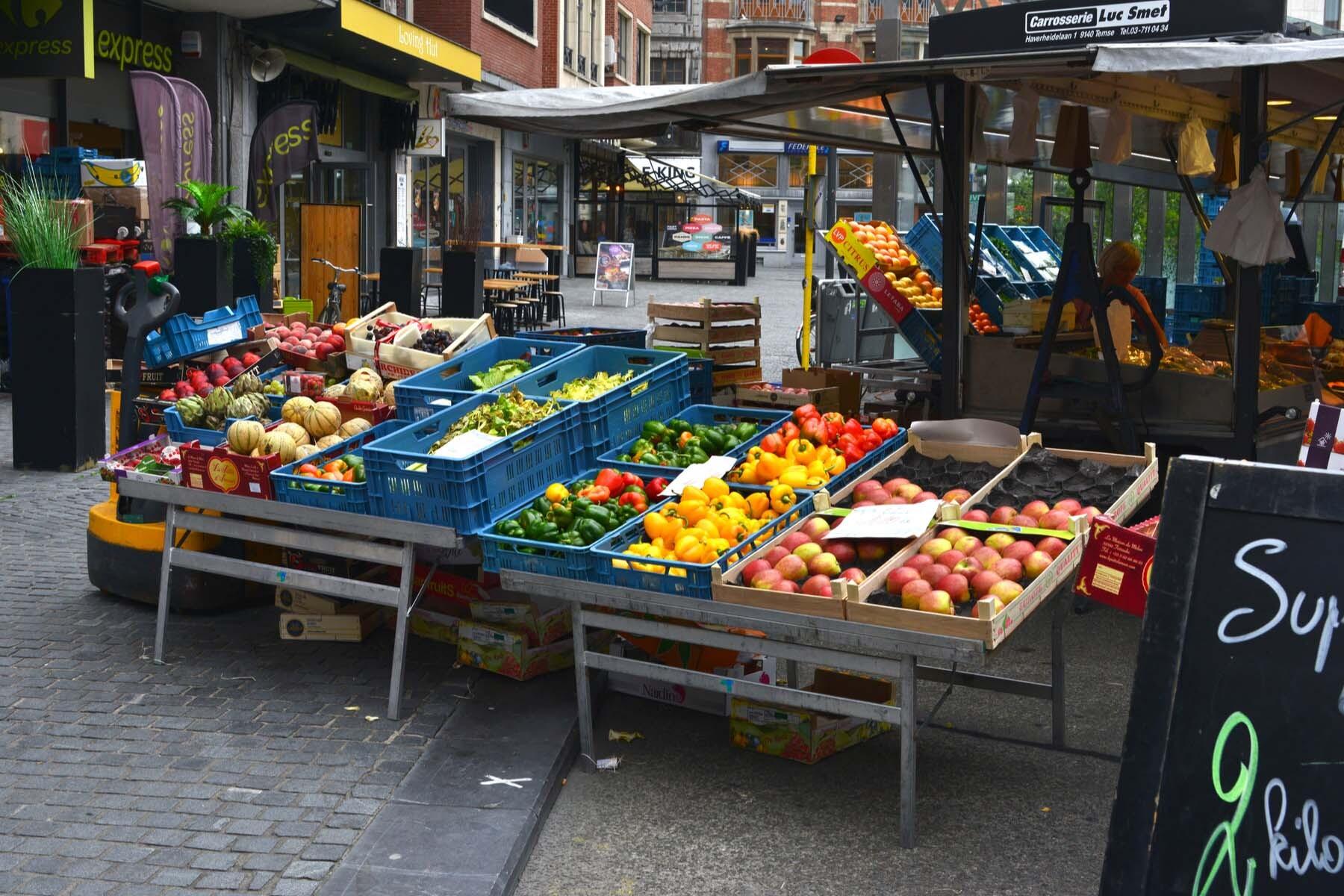 fruit belgium