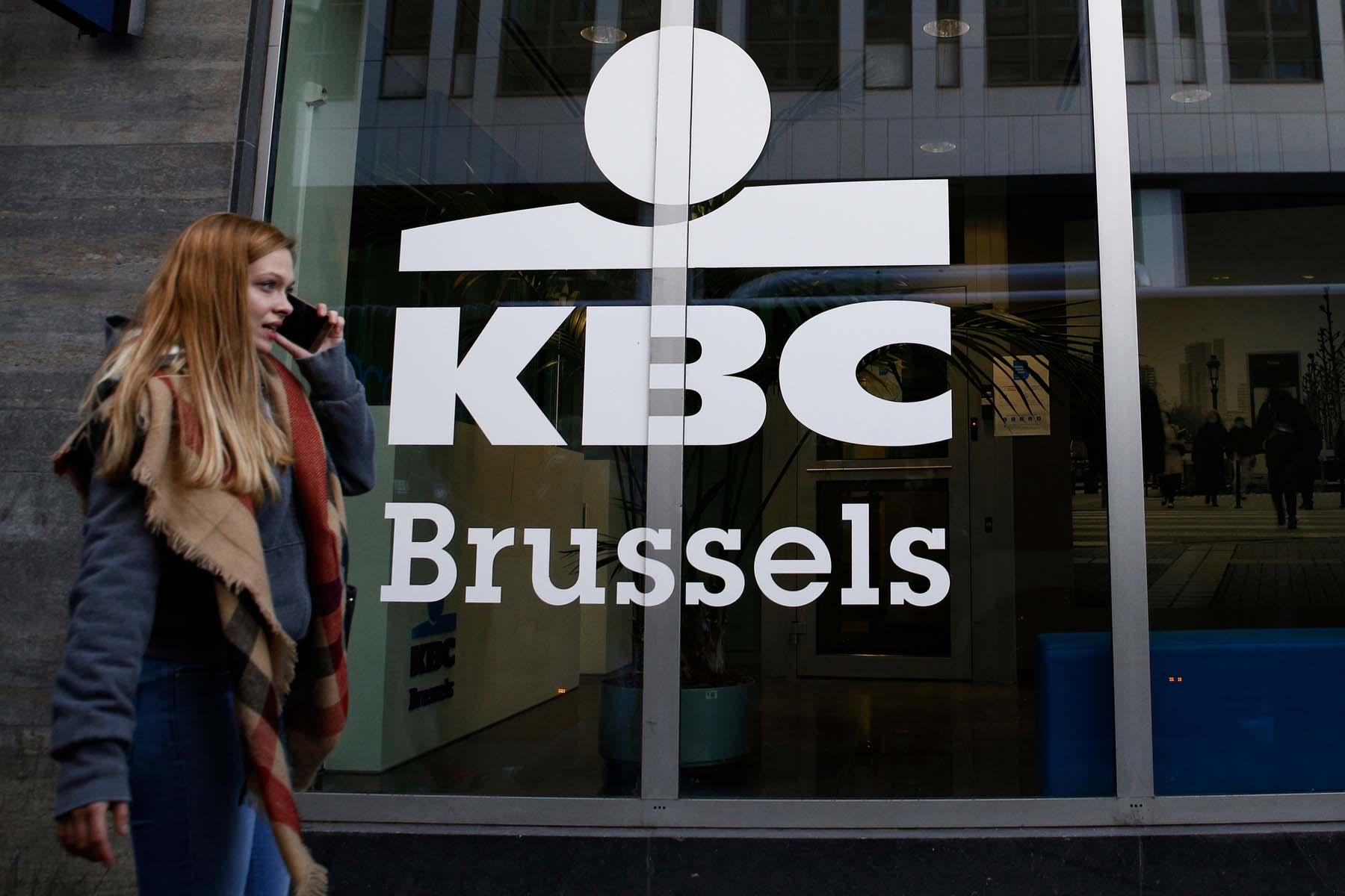 kbc bank Brussels