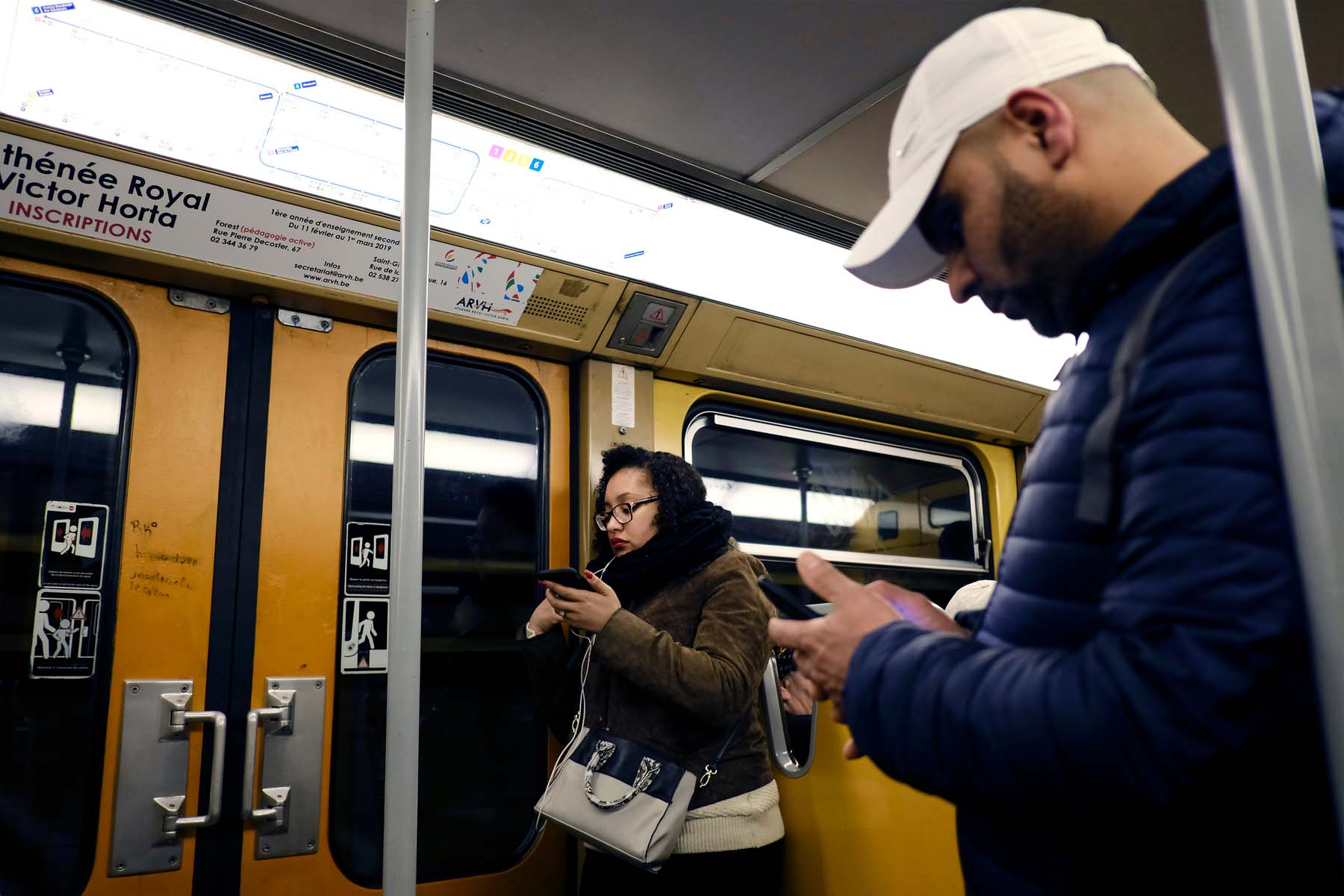 mobile phones in Belgium
