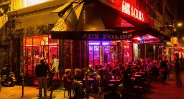 Best bars in Paris