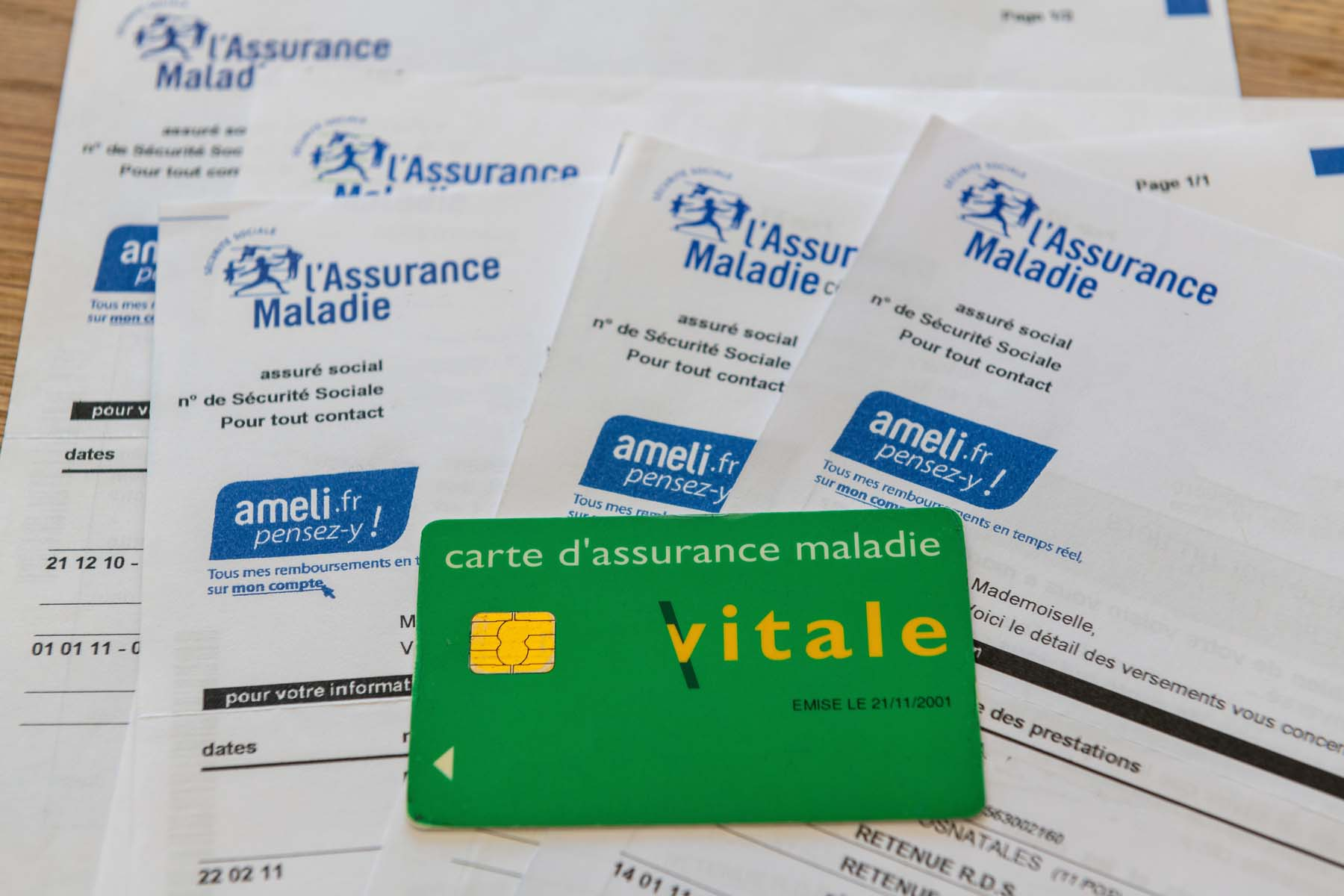 French health insurance