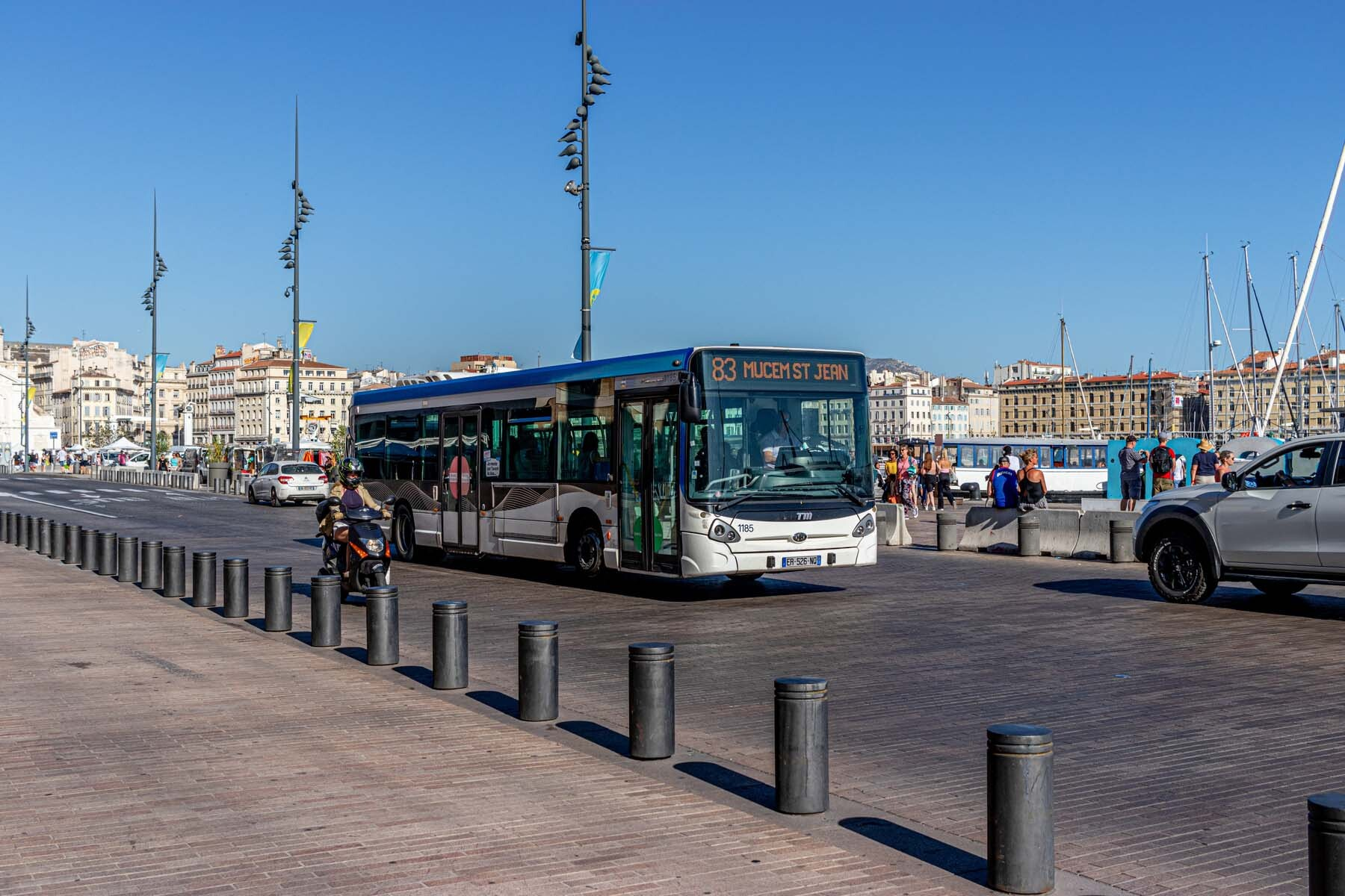 french transportation – marseille bus