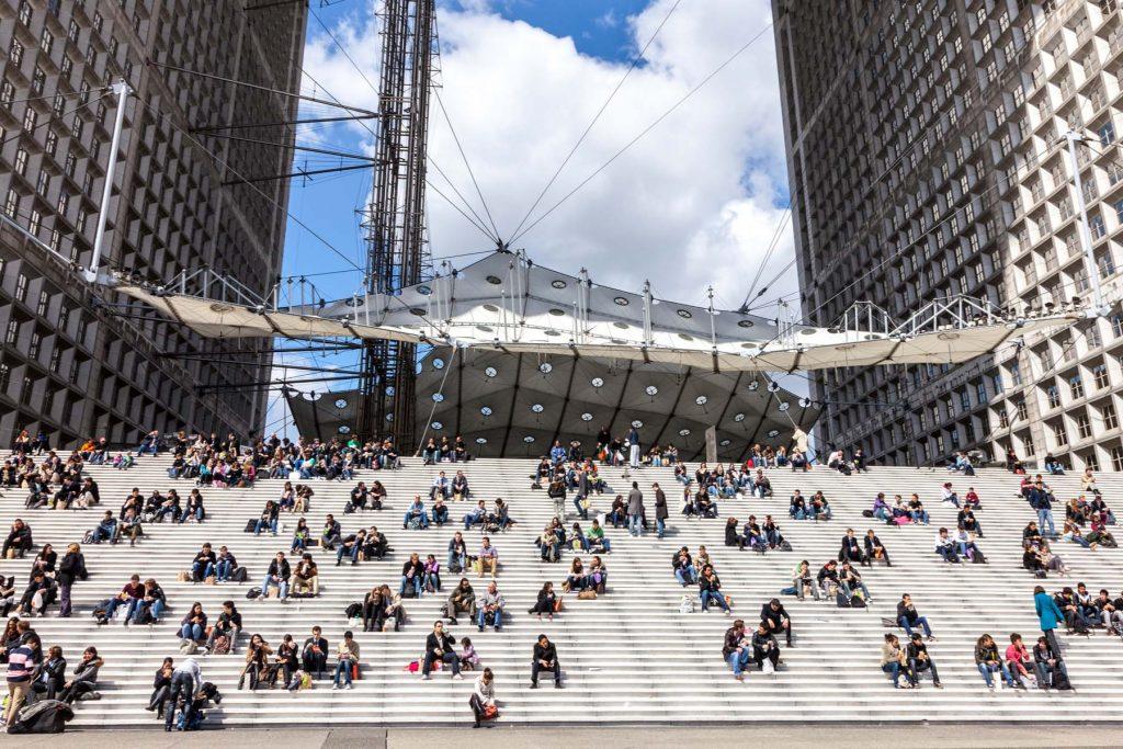 workers in Paris