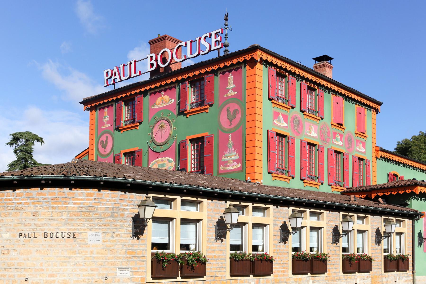 Restaurant Paul Bocuse in Lyon