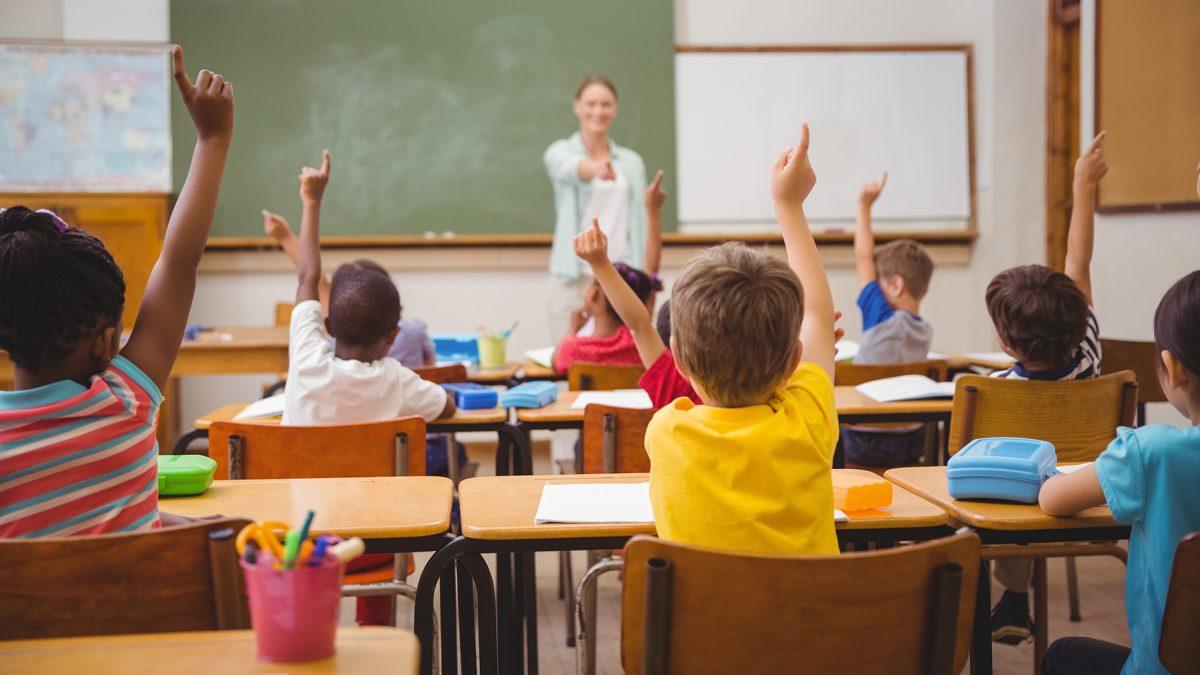 Children's Education in France