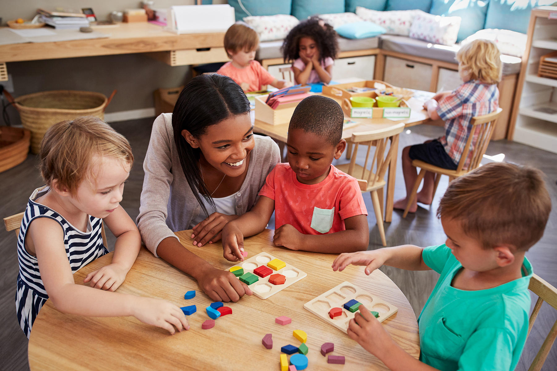 deducting childcare from your income tax return in France
