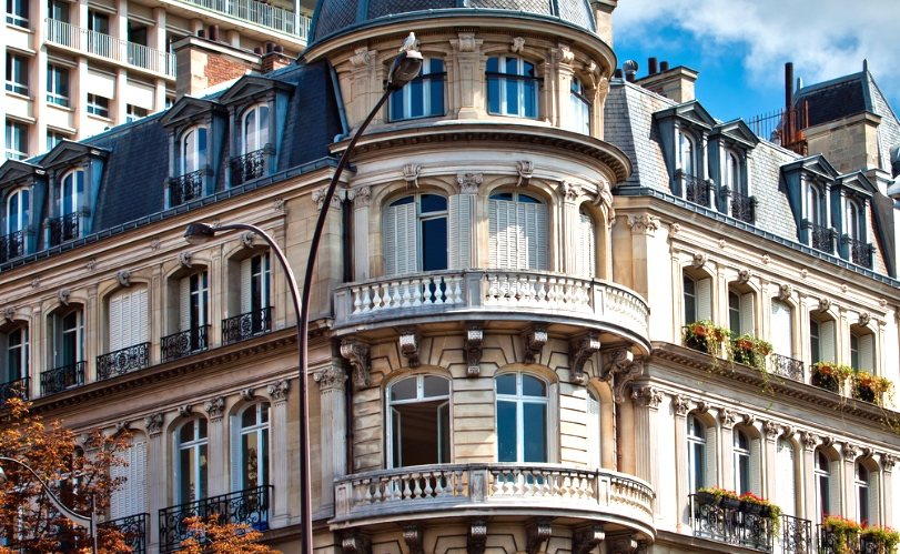 renting in france