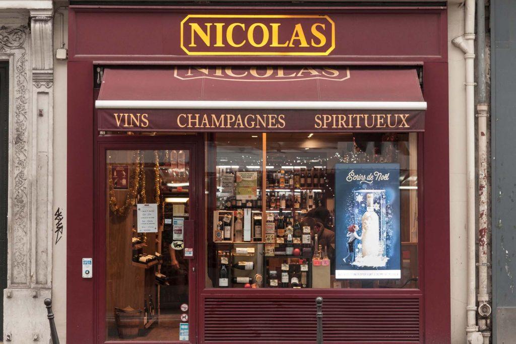 nicolas wine merchant